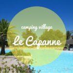 Vacanza in villaggio a Le Capanne