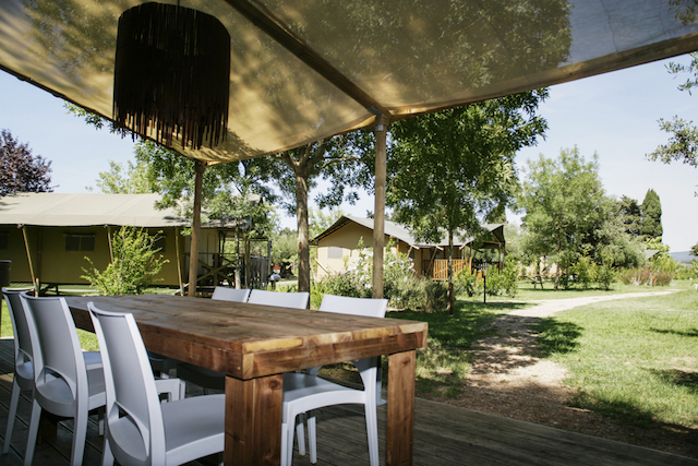 glamping Le Capanne