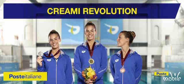 Creamy revolution