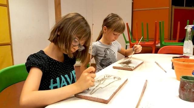 Firenze con bambini laboratorio
