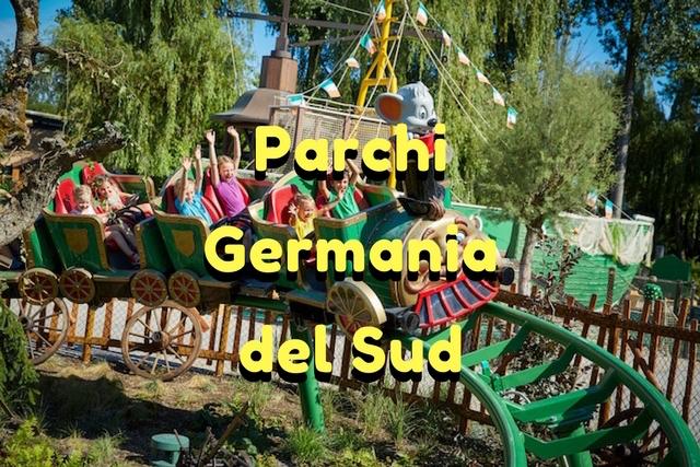 4 Parchi Top In Baciera E Germania Del Sud Bambiniconlavaligia Com