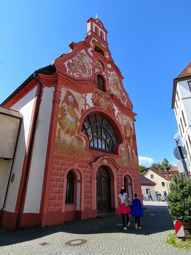 chiesa marinai fussen