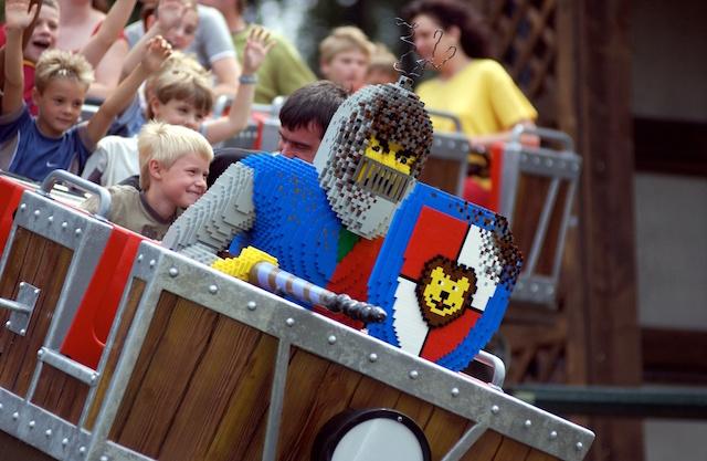 legoland gunzburg roller coaster