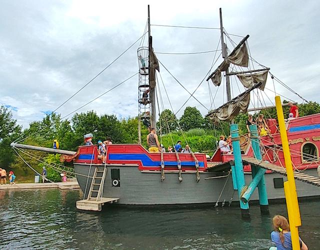 nave pirata playmobil funpark