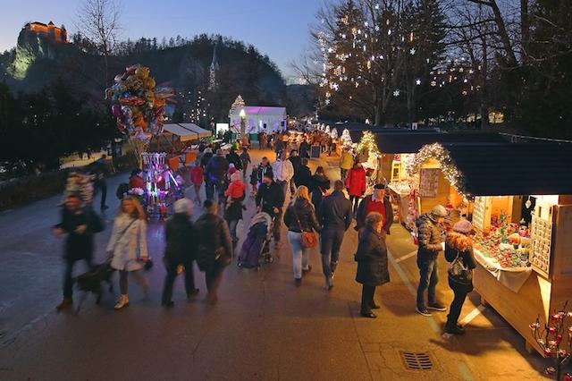 Mercatini di Natale Bled