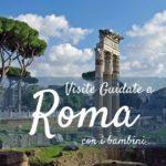 4 visite guidate per i bambini a Roma