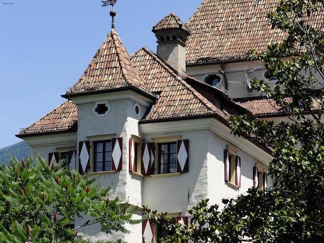 castelli hotel merano