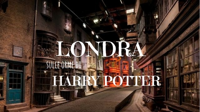harry potter londra