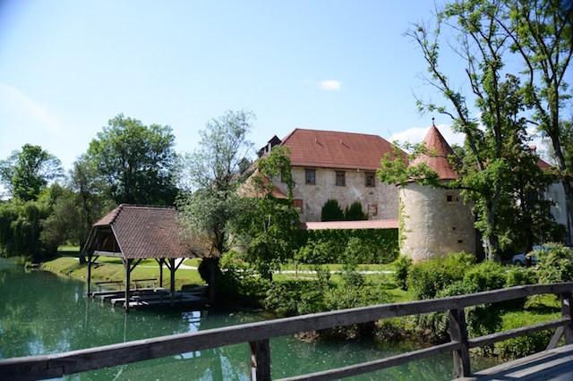castello hotel otocec