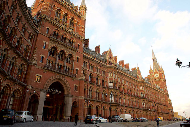 St Pancras Harry Potter
