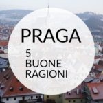 5 buone ragioni per andare a Praga