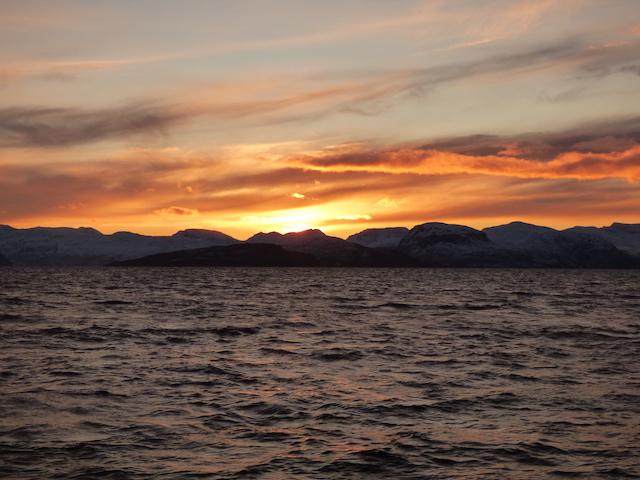 oceano artico norvegia
