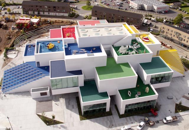 lego house billund danimarca