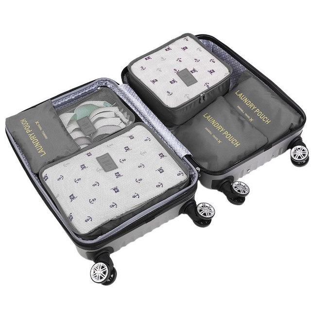organizzare viaggi valigie