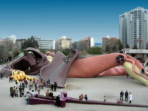 parco giochi playground