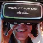 Widiba: la banca online ora in realtà virtuale