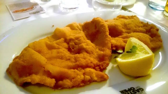 Wiener Schnitzel vienna
