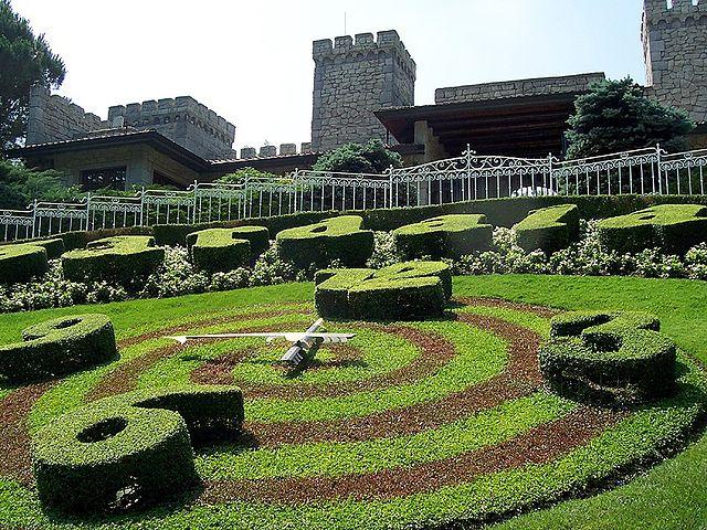 gardaland castello garda
