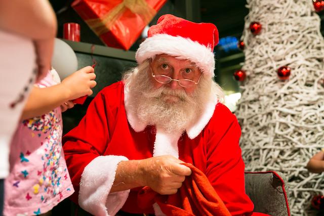 Babbo Natale Mirtillo Rosso