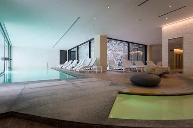 piscine family hotel