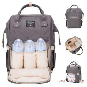 zaino viaggio neonati allattamento