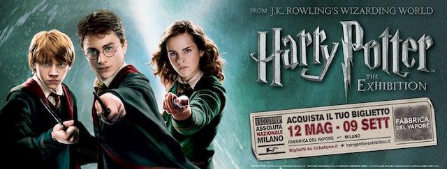 Harry Potter a Milano