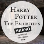 Harry Potter a Milano: arriva The Exhibition