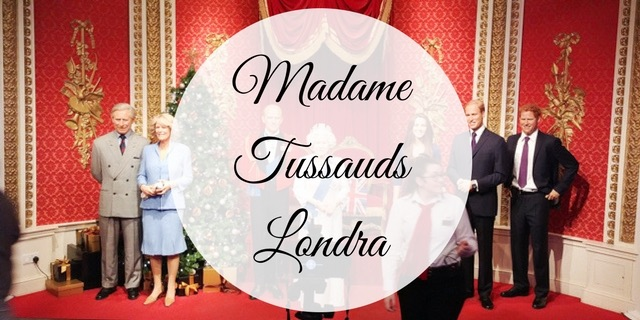 Madame Tussauds Londra