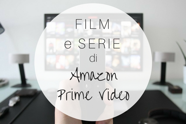 film serie amazon prime video