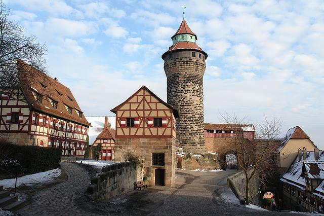 Norimberga castello