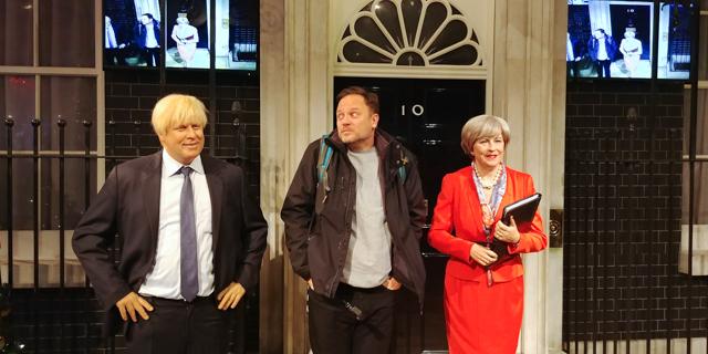 politici Madame Tussauds