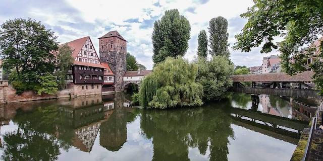 Norimberga centro