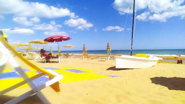 spiaggia privata sicilia