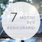 Assicurazione viaggi: 7 motivi per assicurarsi