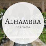 Alhambra: il gioiello rosso di Granada