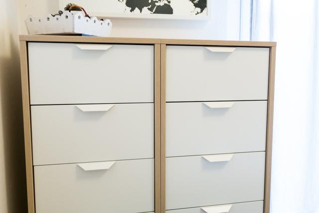 Come montare una cassettiera IKEA, senza separarsi