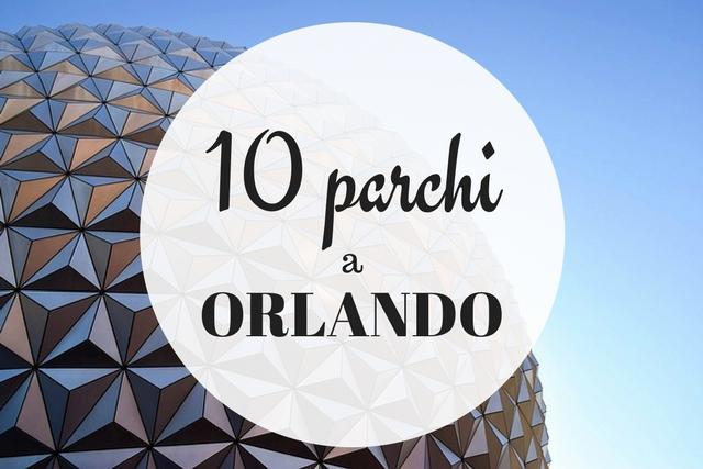 Orlando Florida parchi