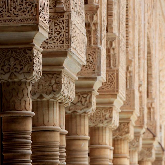 decorazioni alhambra