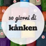 Kånken zaino: la semplicità che arriva dalla Svezia