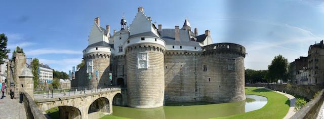 Castello Duchi Bretagna Nantes Loira