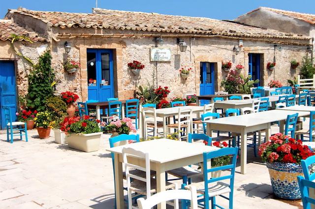 colori e spiagge sicilia