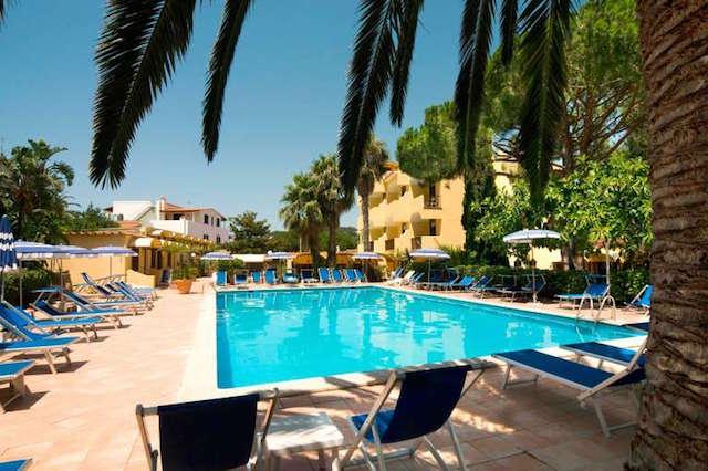 hotel con spa Ischia