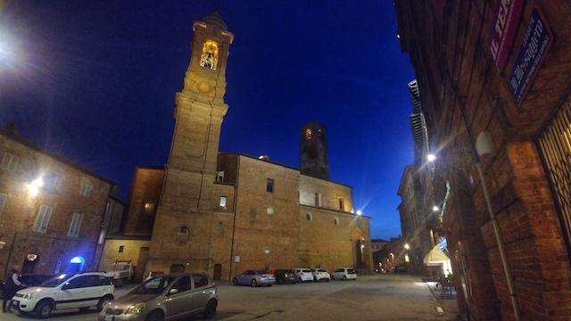 città pieve cattedrale