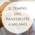 Il tempio dei panzerotti a Milano