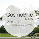 CosmoBike Show 2018 a Verona