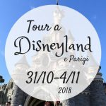 Tour a Disneyland e Parigi per Halloween
