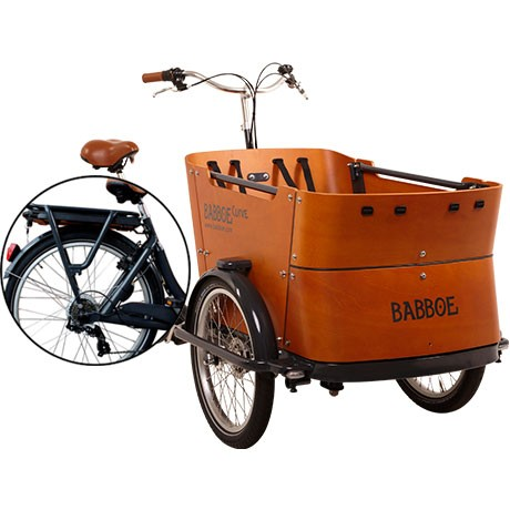 bici cargo cosmobike