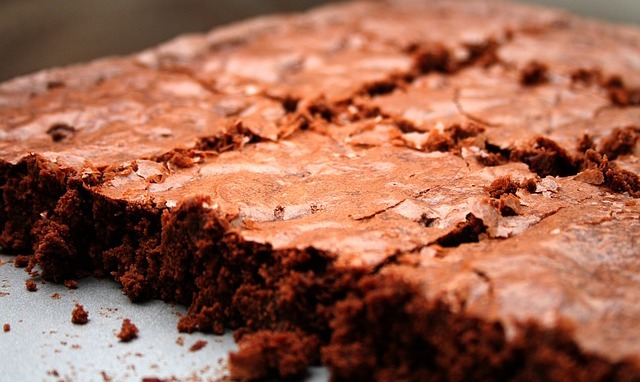 brownies cioccolato