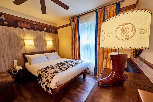 tour disneyland hotel cheyenne