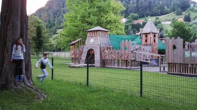 parco giochi thermana